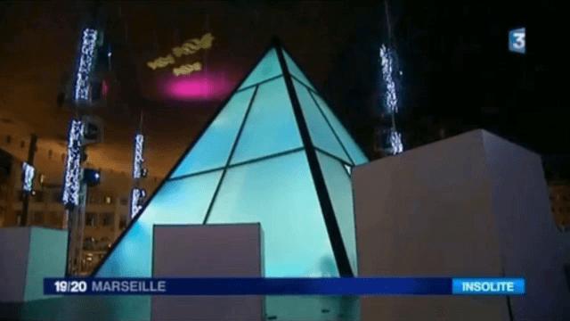 pyramide de marseille